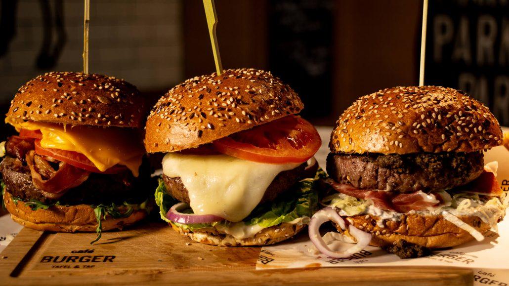 Populaire Hamburgers